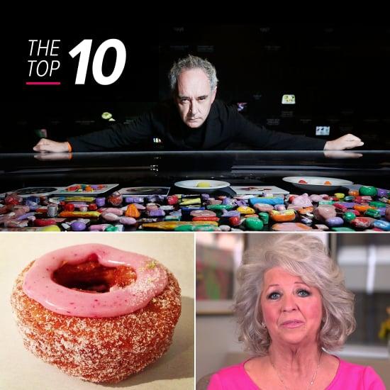 See Summer's 10 Hottest Food Headlines