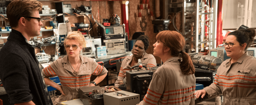 6 Things We Learned About Ghostbusters After Spending a Day on the Set