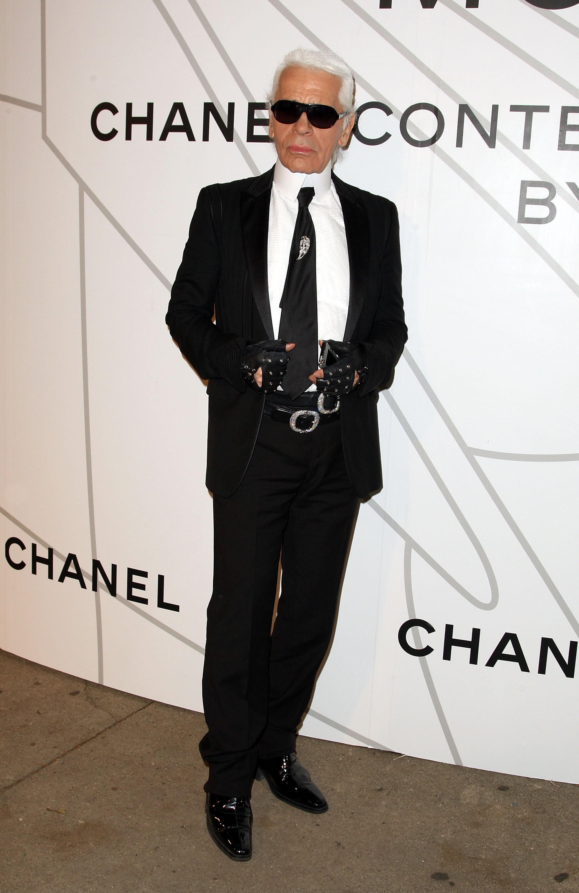 Karl lagerfeld goes jelly!