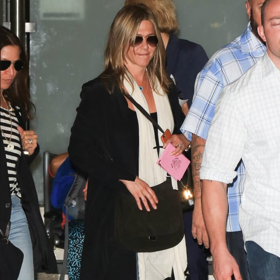 Jennifer Aniston Travel Style July 2016