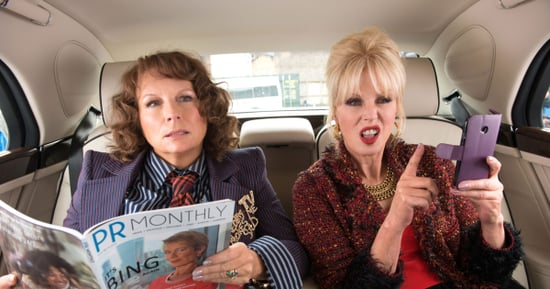 The Women of Absolutely Fabulous on Killing Kate Moss and Wooing Jon Hamm