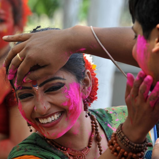 Holi Pictures 2013