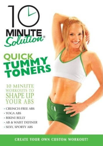DVD Review: 10 Minute Solution Quick Tummy Toners
