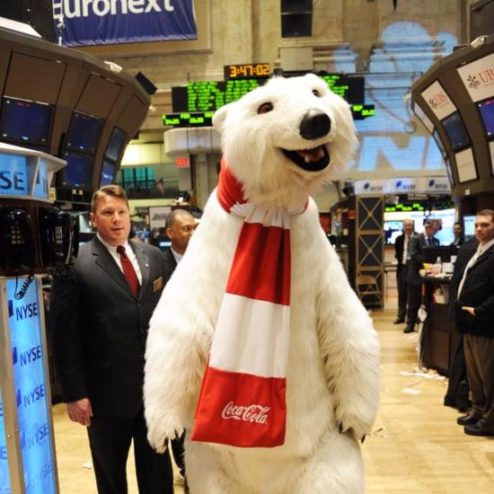 Funny Coca-Cola Mascot Video