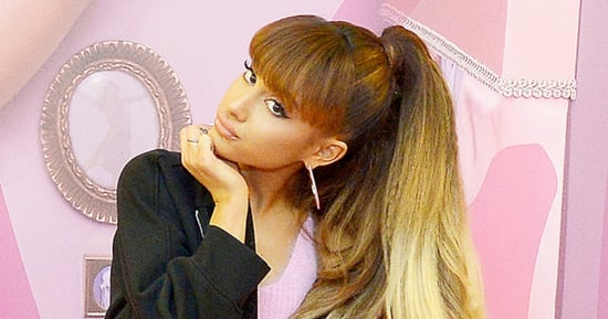 Ariana Grande's Crimped Hair Is Giving Us the Best '90s Nostalgia