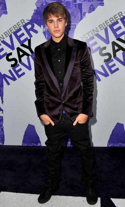 96. Justin Bieber