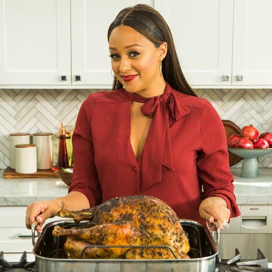 Tia Mowry Cooking Tips