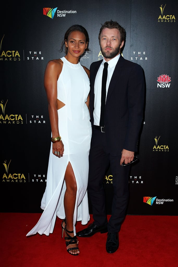 Joel Edgerton had a special guest at the AACTA Awards on January 30 — his rumoured new fiancée, Alexis Blake.