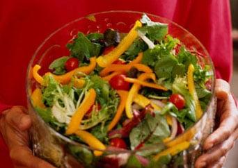 Healthy Eating Tip:  Make A Colorful Salad
