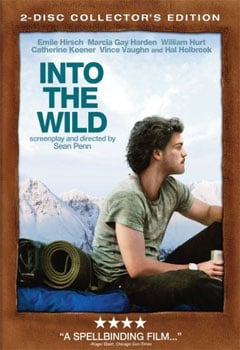New on DVD March 4, Into the Wild, Things We Lost in the Fire