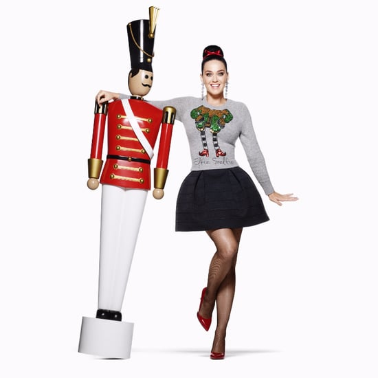 Katy Perry's H&M Holiday Campaign
