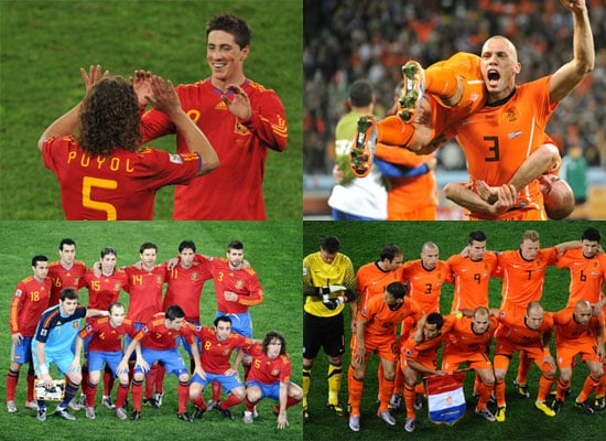 2010 World Cup Highlights