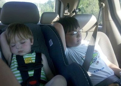 How to Make Toddler Naps Work