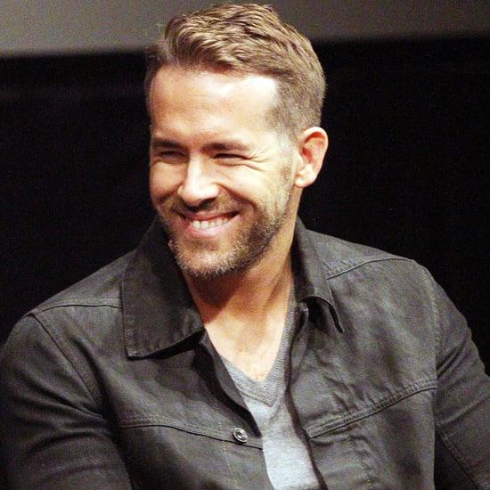 Ryan Reynolds Appearances September 2015 | Pictures