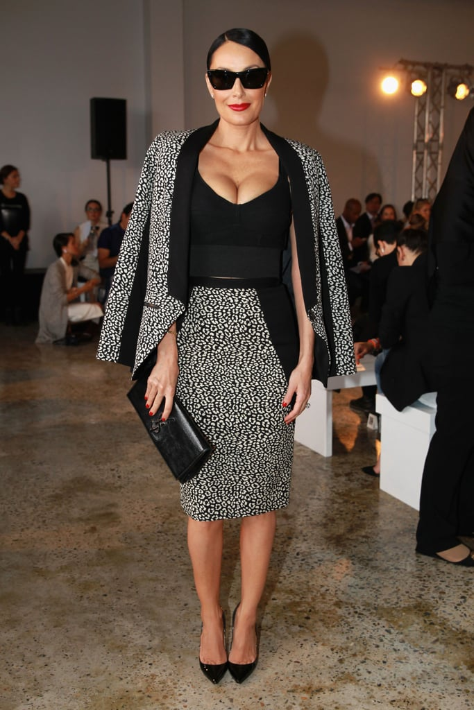 Terry Biviano at MBFWA Day Three