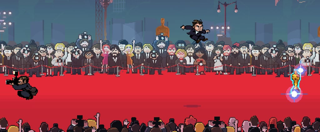 Help Leonardo DiCaprio Finally Win an Oscar in This Hilarious Video Game