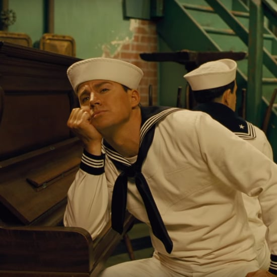 Channing Tatum Singing in Hail, Caesar!