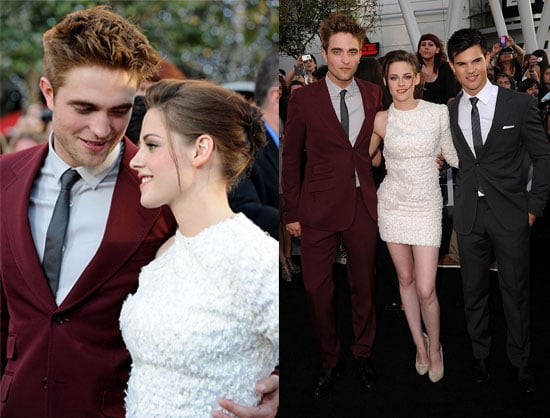 Gallery of Pictures of Robert Pattinson, Kristen Stewart, Taylor Lautner and Cast at Eclipse Premiere