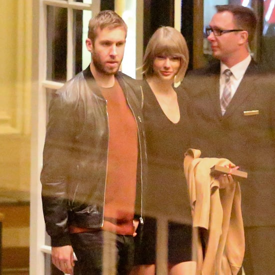 Taylor Swift and Calvin Harris Out in LA March 2016