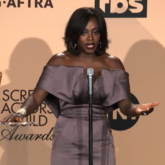 Viola Davis on #OscarsSoWhite at SAG Awards 2016