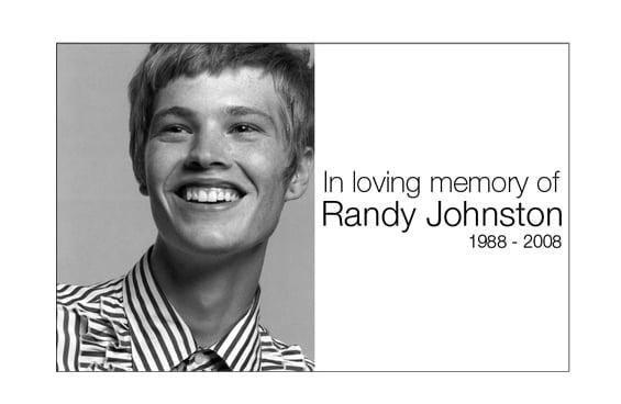 Former Dior Homme Model Randy Johnston Passes Away
