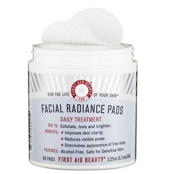 You Could Win Radiance-Boosting First Aid Beauty