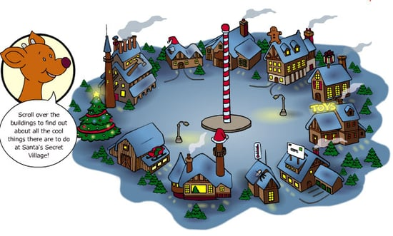 Keeping Tabs on Santa Is Just a Click Away For Kids!