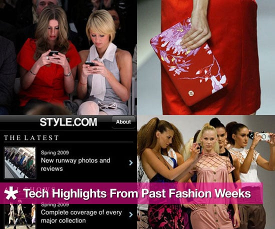 Tech Highlights From Past Fashion Weeks