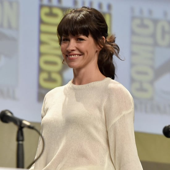 Evangeline Lilly's Book The Squickerwonkers   Interview