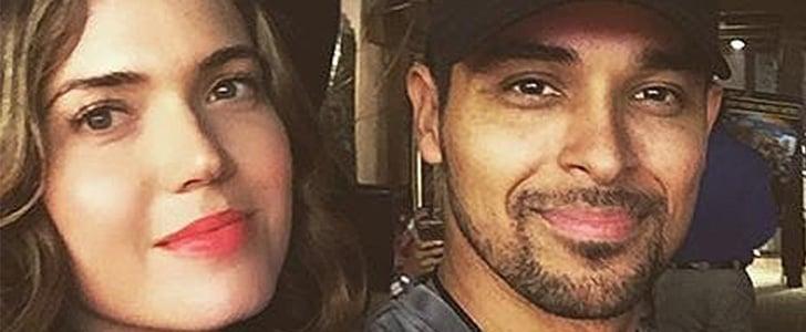 Mandy Moore Has a Scary Reunion With Her Ex-Boyfriend Wilmer Valderrama