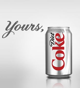Diet Coke Turns The Big 2-5