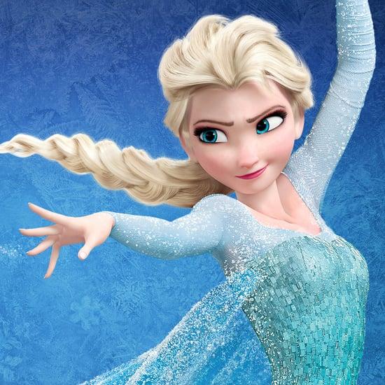 Frozen Hair and Makeup Tutorials