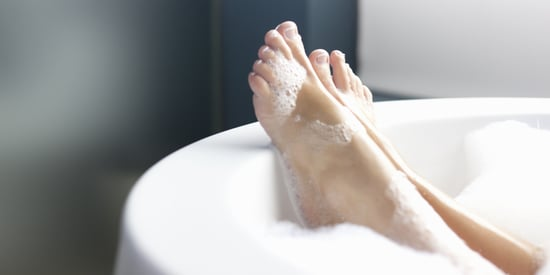 New Mom, Shave Your Toes!