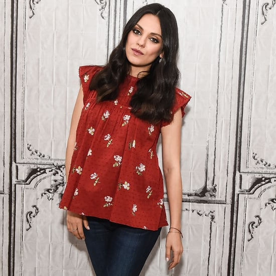 Mila Kunis Shamed For Breastfeeding in Public