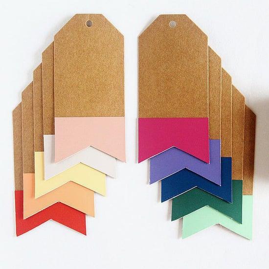 Paint Sample Crafts