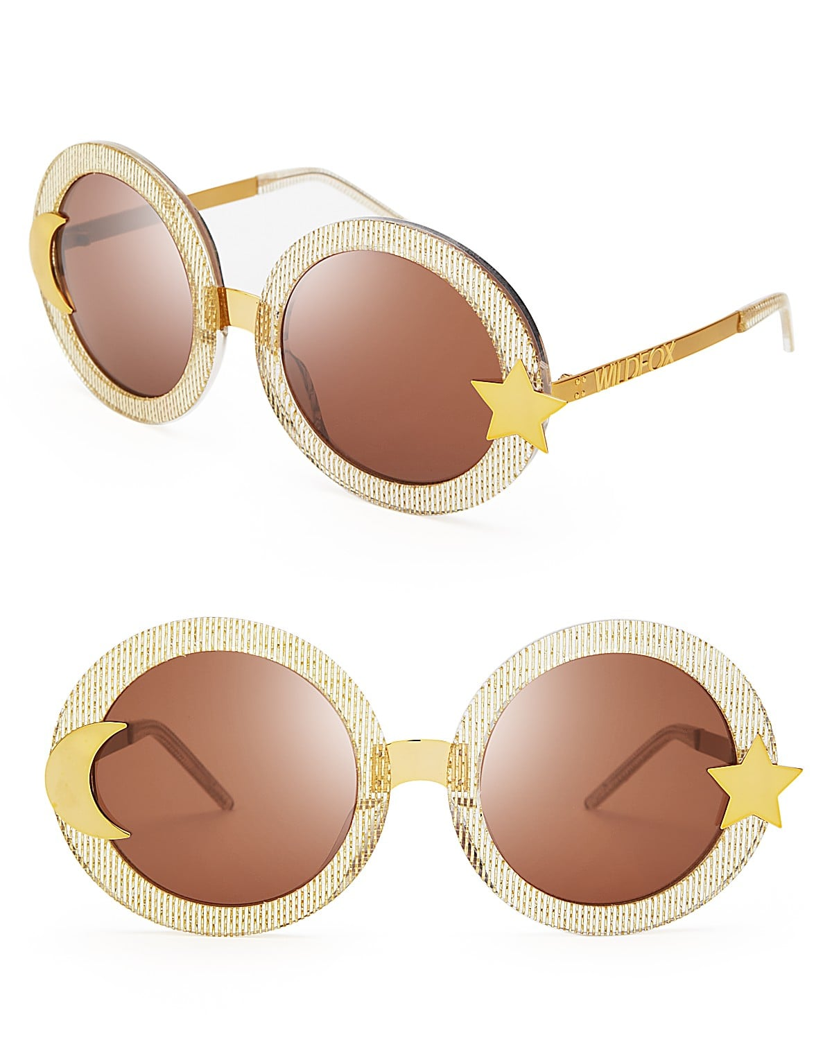 Sunglasses With the Moon and Stars