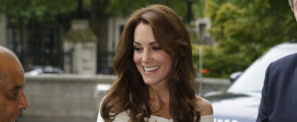 Kate Middleton Looks Like the Timeless Beauty That She Is During an Elegant Outing in London
