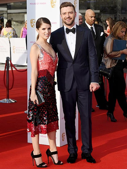 The Stars Turn Out for the BAFTA TV Awards Red Carpet: See Justin Timberlake, Anna Kendrick and More