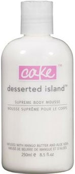 Cake Beauty Desserted Island Supreme Body Mousse Sweepstakes Rules