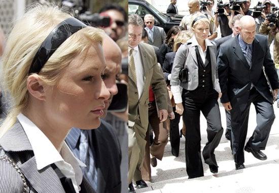 Paris Hilton Sentenced to 45 Days in Jail!!!