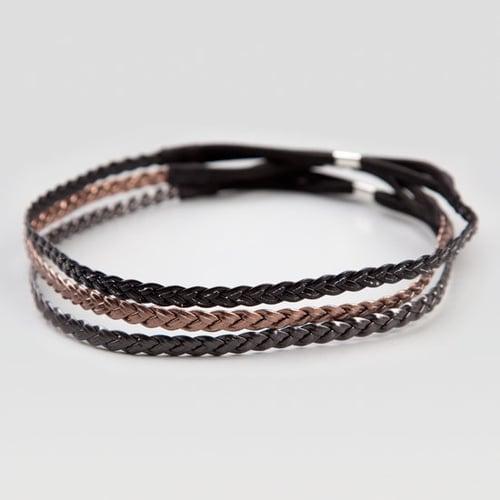 FULL TILT Braided Headband Set
