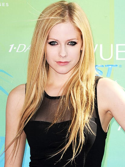 Avril Lavigne Launches Campaign to Fight Lyme Disease