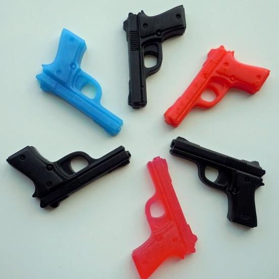 Gun-Shaped Soap