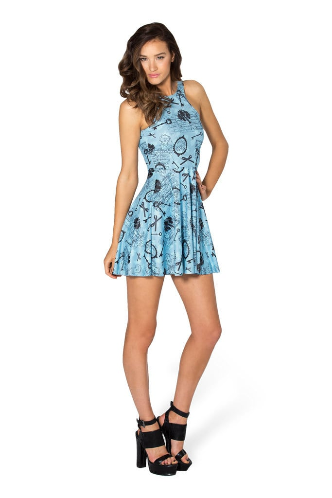 Vintage Alice Reversible Skater Dress ($90)