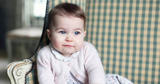 Princess Charlotte Inspires New Lipstick Shade From Marc Jacobs Beauty
