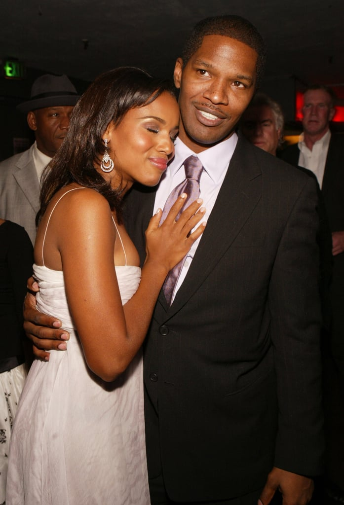 And of Course, She Always Has Jamie Foxx to Lean On