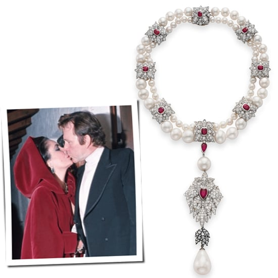 Elizabeth Taylor Diamonds and Jewels Auction at Christie's