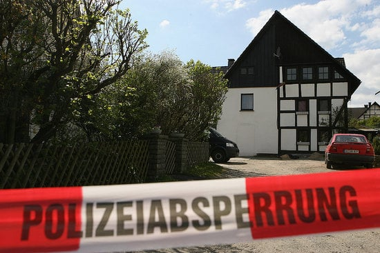 Three Babies Found In German Freezer