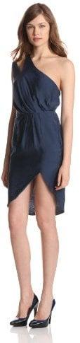 BCBGeneration Women's Pleat Slit Dress
