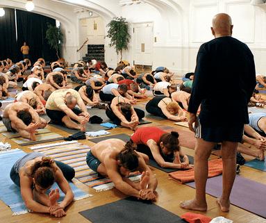 Darth Vader and Yoga: A Connection Through Breath